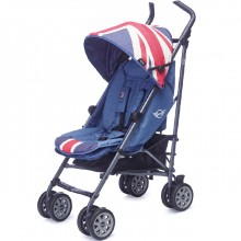 EasyWalker Mini Buggy XL + бампер
