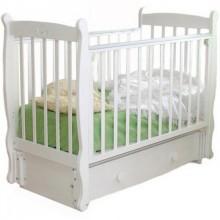 Детская кроватка с маятником Можга Елисей С 717