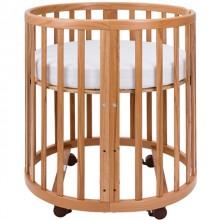 Кроватка для новорожденного Ellipse Bed 7в1. Характеристики.