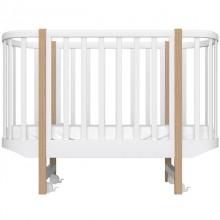Кроватка для новорожденного Ellipse Classic трансформер. Характеристики.