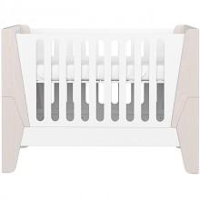 Кроватка для новорожденного Ellipse Line трансформер. Характеристики.