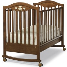 Кроватка 125x65 Erbesi Amour