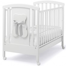 Кроватка Erbesi Bubu 125х65 см
