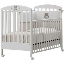 Кроватка Erbesi Charly 125х65 см