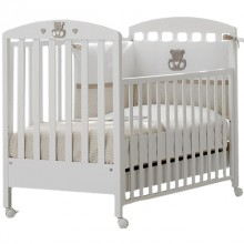 Кроватка для новорожденного Erbesi Charly. Характеристики.
