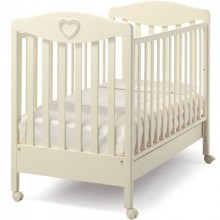 Кроватка для новорожденного Erbesi Cuoricino