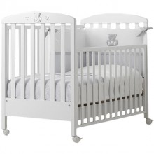 Кроватка для новорожденного Erbesi Jolly. Характеристики.