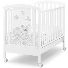 Кроватка для новорожденного Erbesi Milky