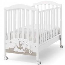 Кроватка для новорожденного Erbesi Mirtillo. Характеристики.