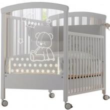 Детская кроватка Erbesi Stella Light LED