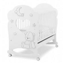 Кроватка с окошком Erbesi Stella Oblo