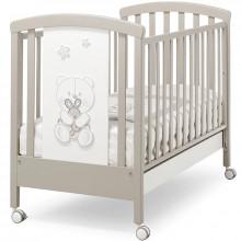 Кроватка для новорожденного Erbesi Timidone