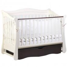 Кроватка для новорожденного Esperanza Adora LD-18. Характеристики.