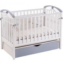 Кроватка для новорожденного Esperanza Camila LD-5. Характеристики.