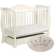 Детская кроватка Esperanza Elizabeth Crown