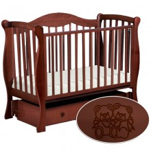 Детская кроватка Esperanza Elizabeth Teddy