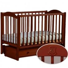Детская кроватка с маятником Esperanza Martina
