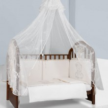 Комплект в кроватку Esspero Sleepy Bear. Характеристики.