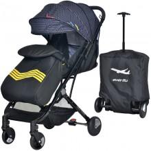 Прогулочная коляска Everflo Baby Travel E-330. Характеристики.