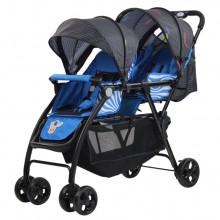 Прогулочная коляска для двойни Farfello Vivid Plus