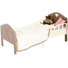 Кровать подростковая с бортиками Феалта-baby Мотив