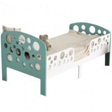 Подростковая кровать с бортиками Феалта-baby Пузыри