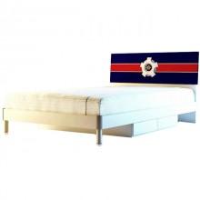 Подростковая кроватка Fema Baby Ливио. Характеристики.