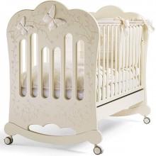 Кроватка для новорожденного Feretti Charme. Характеристики.