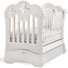 Кроватка для новорожденного Feretti Charme FMS. Характеристики.