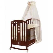 Кроватка для новорожденного Feretti Elegance Dondolo. Характеристики.