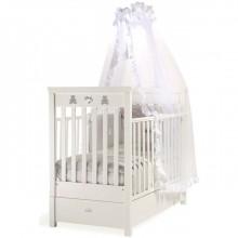 Кроватка для новорожденного Feretti Elite FMS. Характеристики.