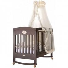 Кроватка для новорожденного Feretti Enchant Dondolo. Характеристики.