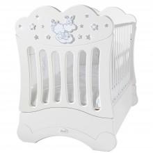 Детская кроватка с маятником Feretti Etoile FMS