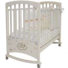 Кроватка для новорожденного Feretti Lapin Bebe Dondolo. Характеристики.