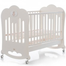 Кроватка для новорожденного Feretti Luxor. Характеристики.