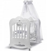 Кроватка для новорожденного Feretti Majesty. Характеристики.