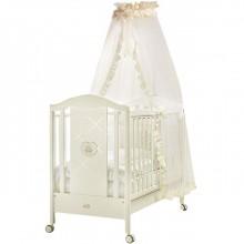 Кроватка для новорожденного Feretti Mon Amour. Характеристики.
