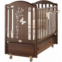 Кроватка для новорожденного Feretti Privilege Swing. Характеристики.