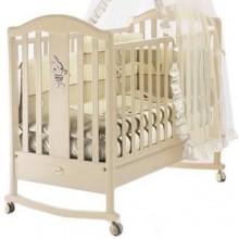 Кроватка для новорожденного Feretti Ricordo Dondolo. Характеристики.