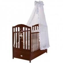 Детская кроватка с маятником Feretti Romance FMS
