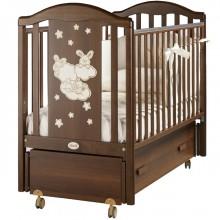 Кроватка для новорожденного Feretti Romance Swing. Характеристики.