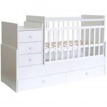 Кроватка для новорожденного Фея трансформер арт. 1200. Характеристики.