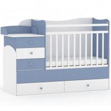 Кроватка для новорожденного Фея трансформер арт. 1400. Характеристики.