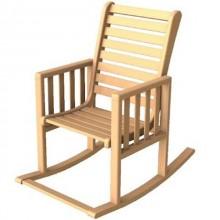 Кресло-качалка Fiorellino Chadle. Характеристики.