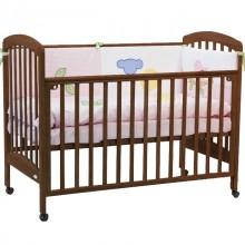 Кроватка для новорожденного Fiorellino Dalmatina. Характеристики.