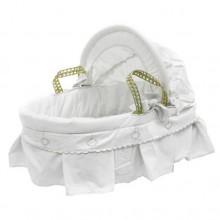 Колыбель FunnaBaby Корзина-переноска плетеная с капюшоном. Характеристики.