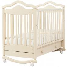 Кроватка для новорожденного Гандылян Анжелика качалка. Характеристики.