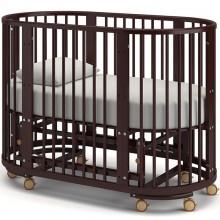 Овальная кроватка Гандылян Бетти 12 в 1