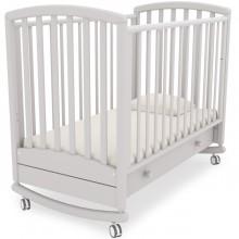 Кроватка для новорожденного Гандылян Дашенька качалка. Характеристики.