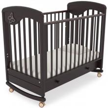 Кроватка для новорожденного Гандылян Джулия качалка. Характеристики.